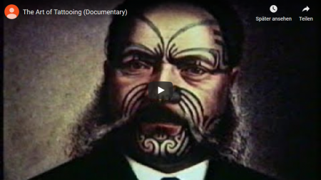 Youtube-Video The Art of Tattooing (Documentary)