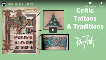 Youtube-Video Celtic Tattoos & Traditions
